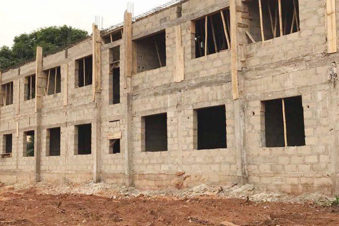 Dr. Okey Anueyiagu Foundation's New Elementary School Project